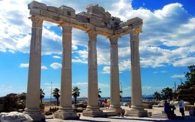 Antalya Flughafen nach Side Hotels