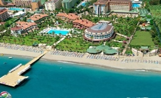 Antalya Flughafen Transfer nach Side Hotels