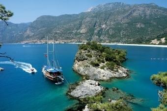 Antalya nach Göcek Transfer
