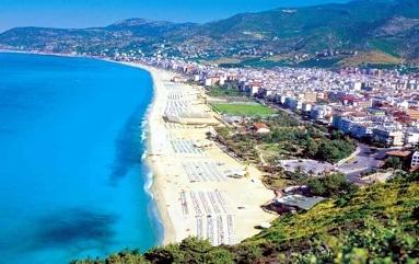 Antalya nach Mahmutlar Flughafen Transfer