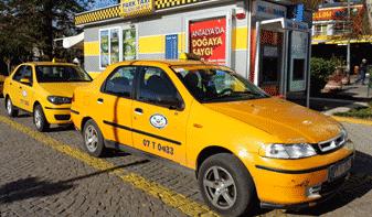 Taxi Antalya